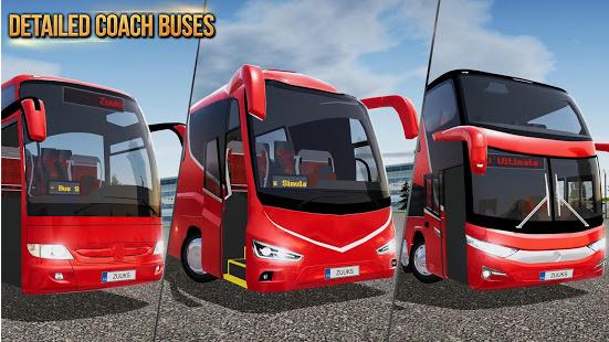 Bus Simulator Ultimate Mod Latest