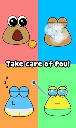 Pou Mod APK